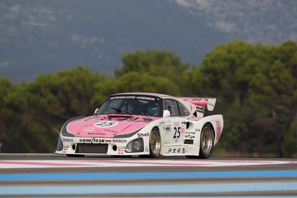 Porsche 935 K3 - Chassis: 001 0020 - Driver: Nicolas d'Ieteren  - 2013 Dix Mille Tours