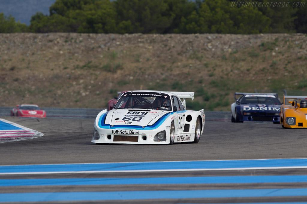 Porsche 935 L1 - Chassis: L1 - Driver: Christian Traber  - 2013 Dix Mille Tours