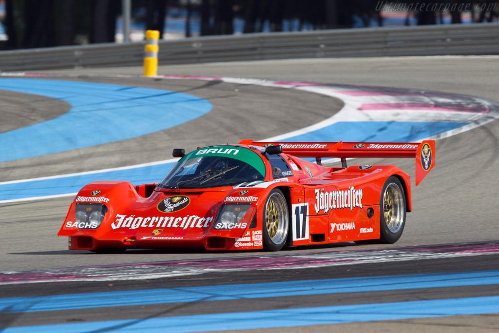 Porsche 962C - Chassis: 962-008BM - Driver: Christophe d'Ansembourg  - 2013 Dix Mille Tours
