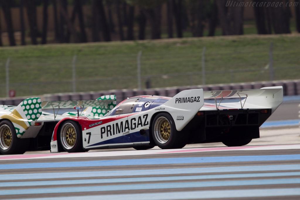 Porsche 962C - Chassis: 962-901 - Driver: Manuel Monteiro  - 2013 Dix Mille Tours