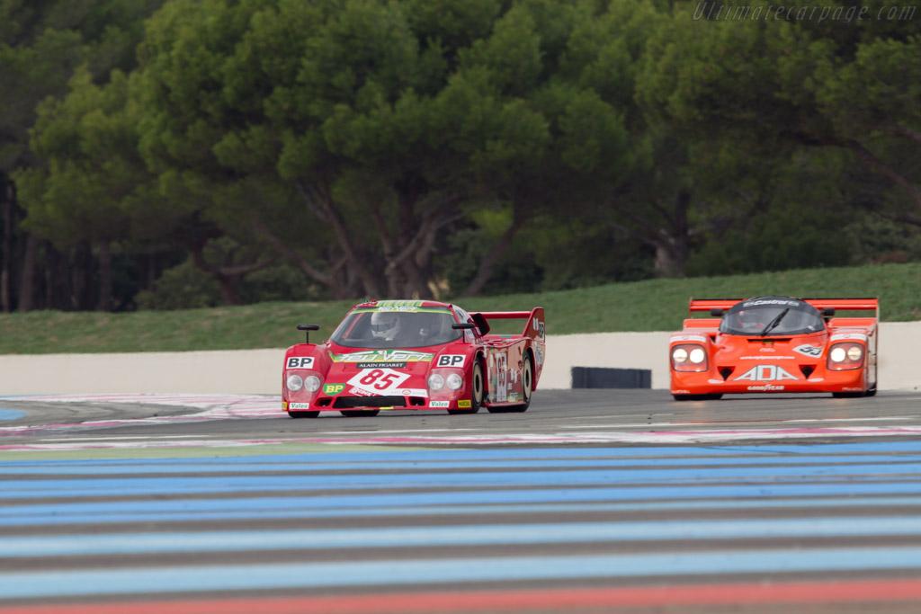 Sthemo SC1 - Chassis: SC-01 - Driver: Christophe Gadais  - 2013 Dix Mille Tours