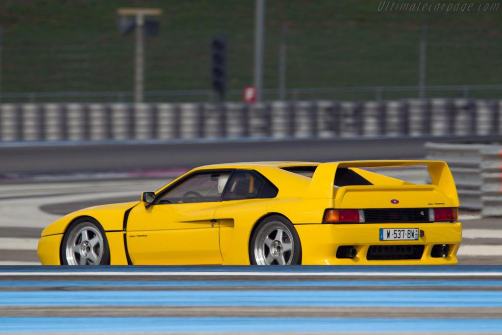 Venturi 400  - Driver: Frederic Puren / Philippe d'Agastino  - 2013 Dix Mille Tours