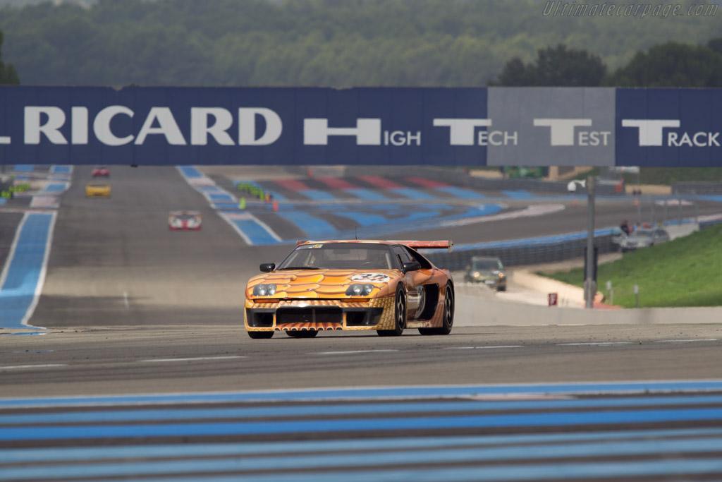 Venturi 600 LM - Chassis: SE0003 - Driver: Jean-Pierre Lecou  - 2013 Dix Mille Tours