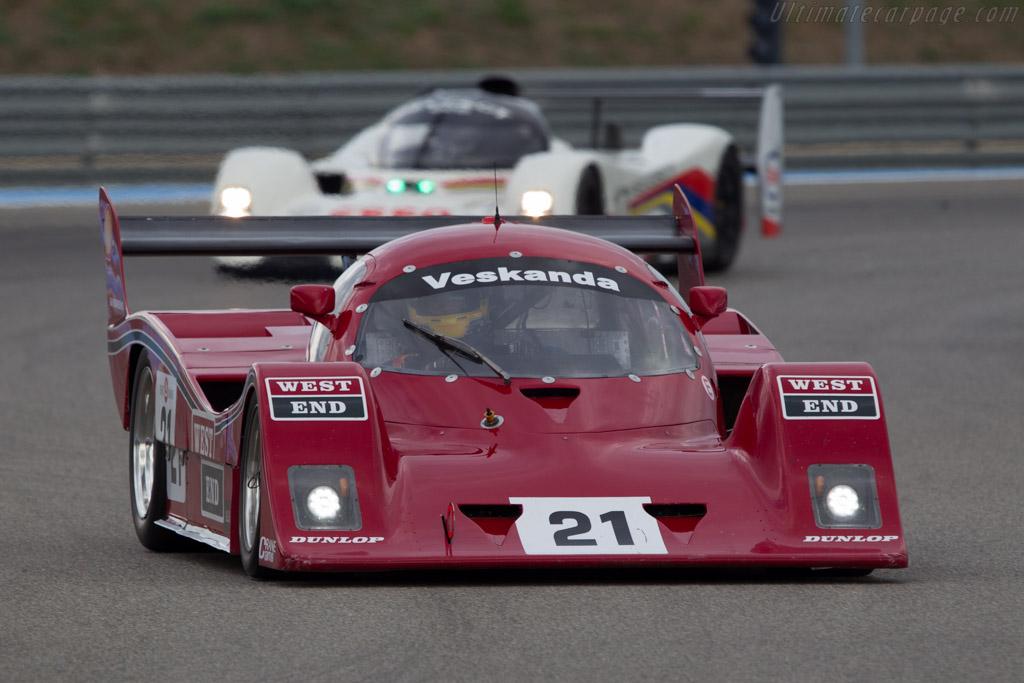 Veskanda Chevrolet - Chassis: 1 - Driver: Paul Stubber  - 2013 Dix Mille Tours