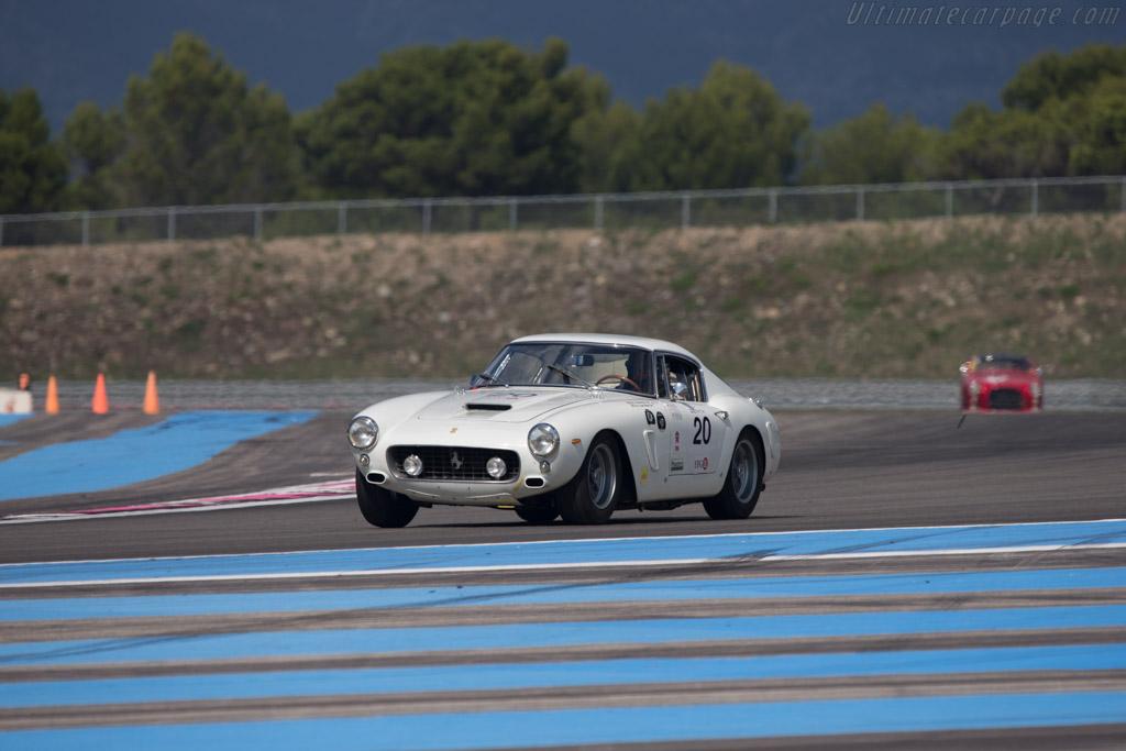 Ferrari 250 Gt Swb Chassis 3401gt Driver Christian