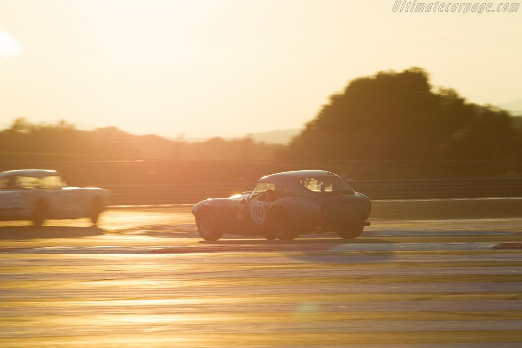 AC Shelby Cobra - Chassis: CSX2111 - Driver: Pierre-Alain France / Erwin France  - 2014 Dix Mille Tours