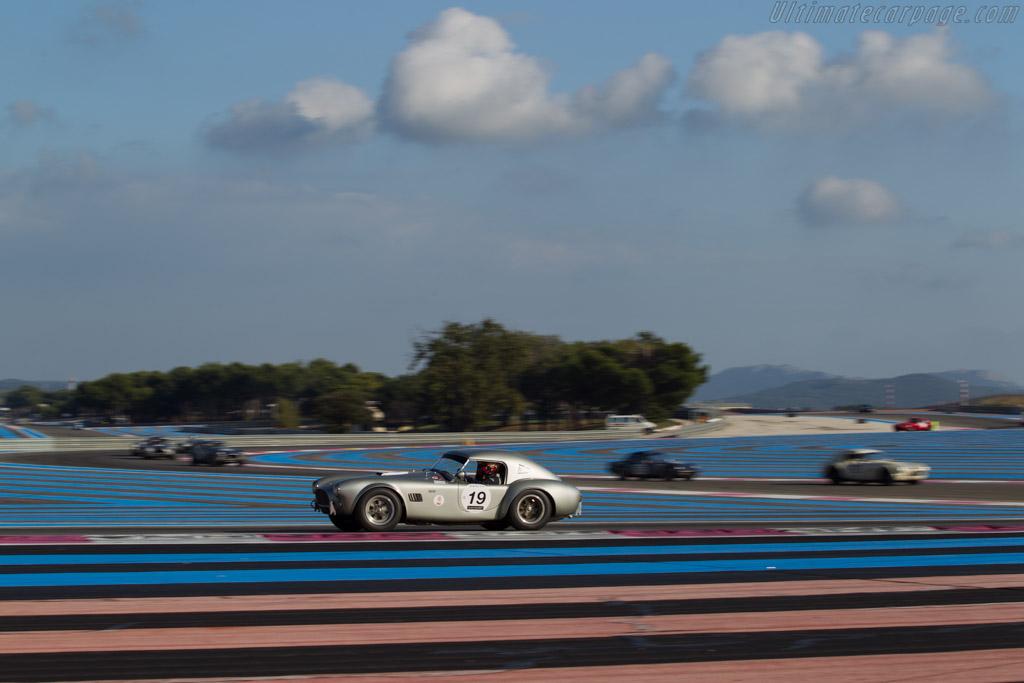 AC Shelby Cobra - Chassis: CSX2388 - Driver: Michel Lecourt / Raymond Narac  - 2014 Dix Mille Tours