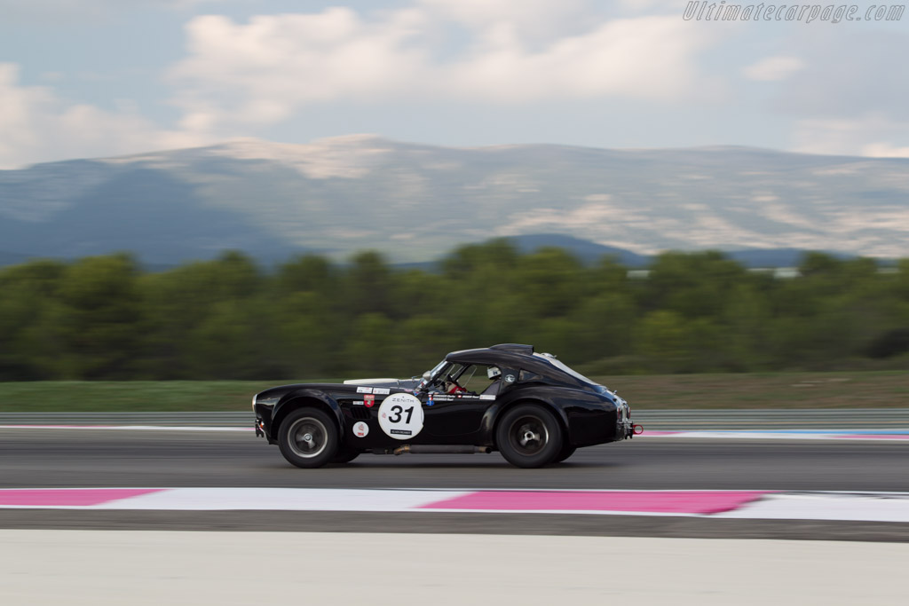 AC Shelby Cobra - Chassis: CSX2468 - Driver: Charles Firmenich  - 2014 Dix Mille Tours