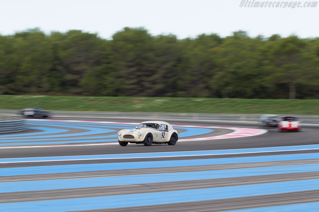AC Shelby Cobra - Chassis: COB6008 - Driver: Nigel Greensall - 2014 Dix Mille Tours