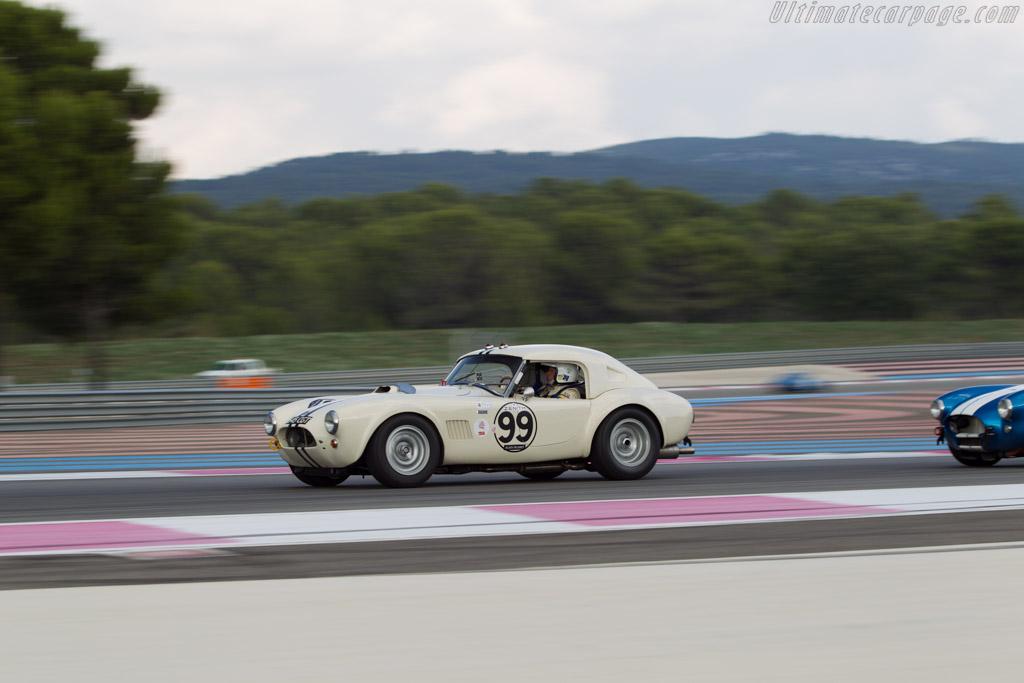 AC Shelby Cobra Le Mans - Chassis: CSX2142 - Entrant: Carlos Monteverde - Driver: Gary Pearson - 2014 Dix Mille Tours
