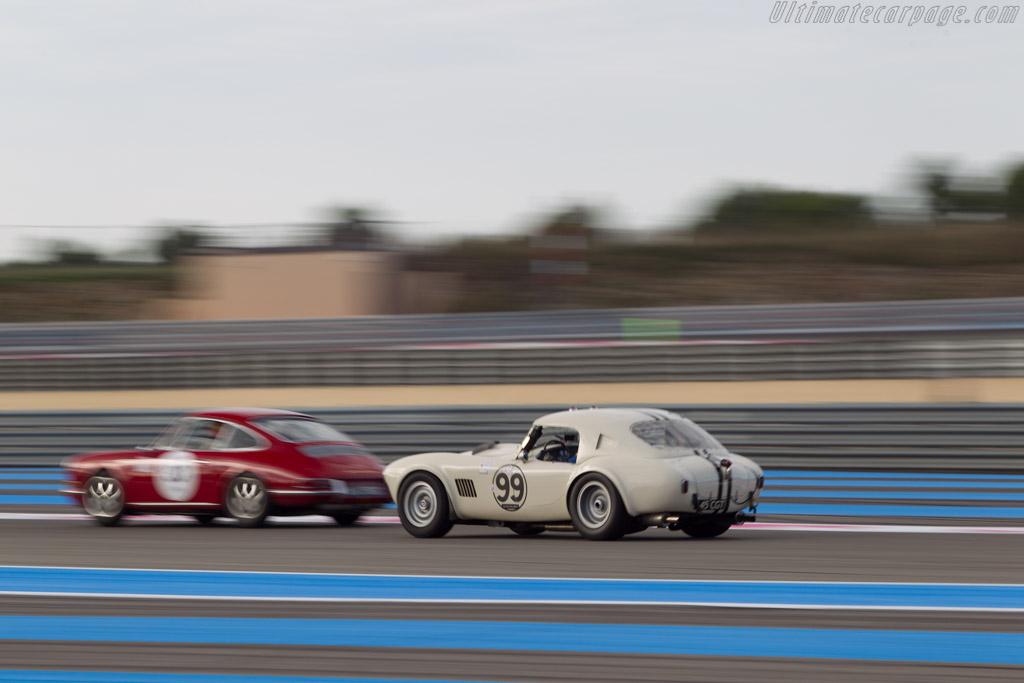 AC Shelby Cobra Le Mans - Chassis: CSX2142 - Driver: Carlos Monteverde  - 2014 Dix Mille Tours