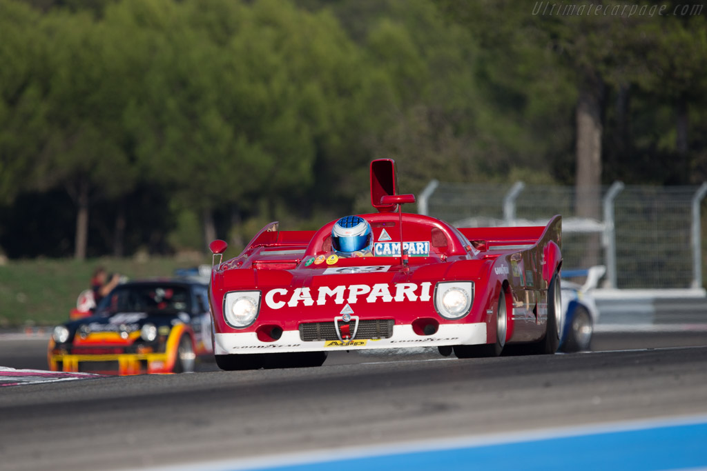 Alfa Romeo 33/TT/12 - Chassis: AR 11512-012 - Driver: Franco Meiners  - 2014 Dix Mille Tours