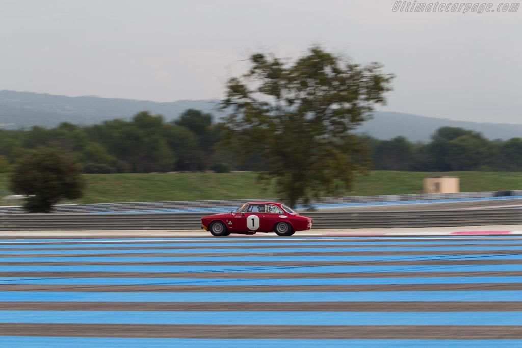 Alfa Romeo Giulia GTA - Chassis: AR613056 - Driver: Alexander Furiani  - 2014 Dix Mille Tours