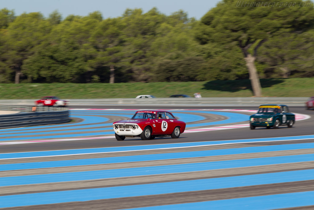 Alfa Romeo Giulia GTA - Chassis: AR613018 - Driver: Daniel Reinhardt  - 2014 Dix Mille Tours