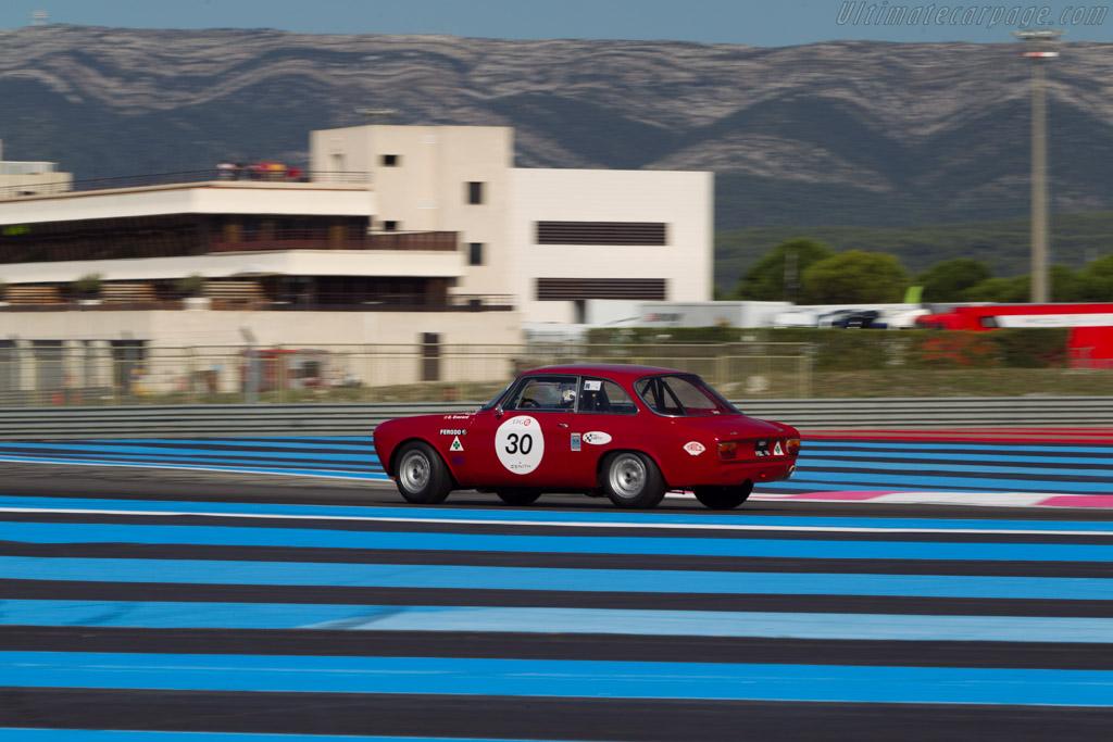 Alfa Romeo Giulia GTA - Chassis: AR613821 - Driver: Eric Everard  - 2014 Dix Mille Tours