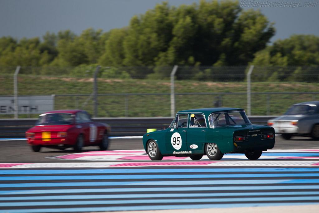 Alfa Romeo Giulia TI Super - Chassis: AR408086 - Driver: Herluf Jensen  - 2014 Dix Mille Tours