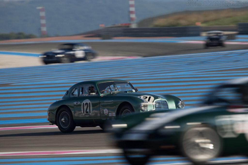 Aston Martin DB2 Lightweight - Chassis: LML/50/204 - Driver: Glynn Allen  - 2014 Dix Mille Tours