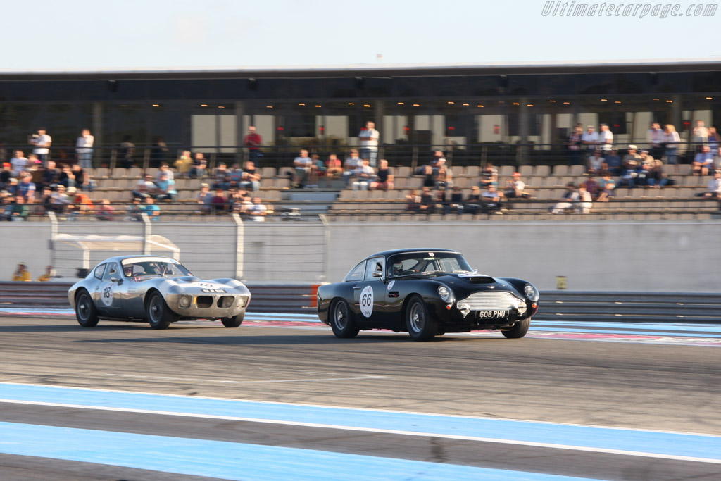 Aston Martin DB4 GT - Chassis: DB4GT/0137/R - Driver: Dennis Singleton  - 2014 Dix Mille Tours