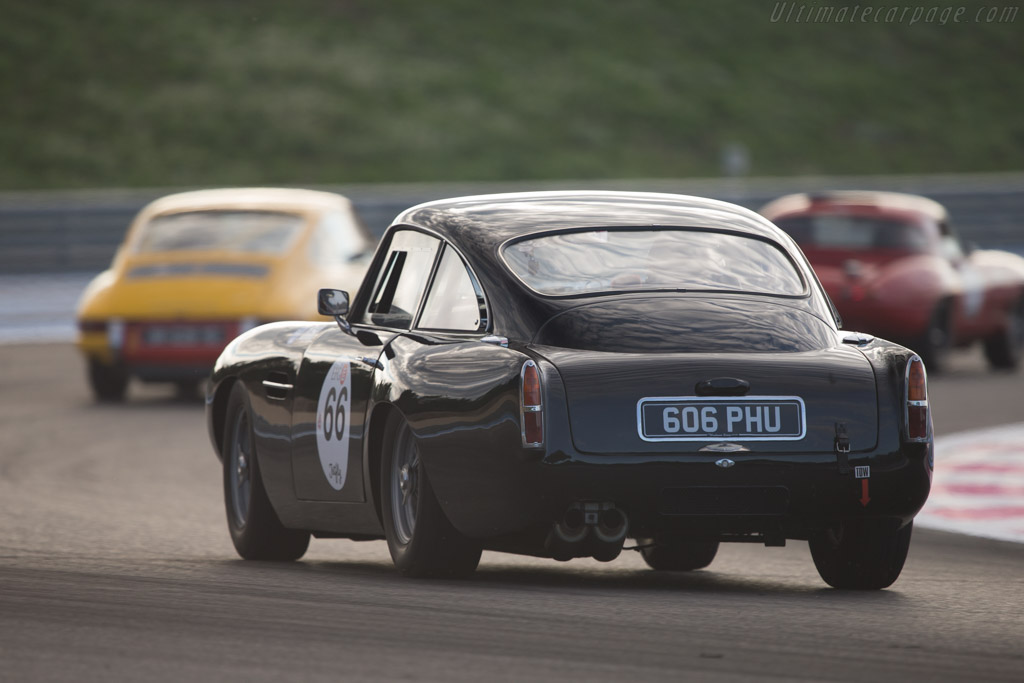 Aston Martin DB4 GT - Chassis: DB4GT/0137/R - Driver: Dennis Singleton / David Franklin  - 2014 Dix Mille Tours