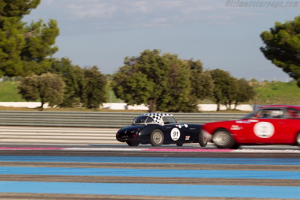 Austin Healey 3000 Mk1  - Driver: Alain Olivier / Philippe Alglave - 2014 Dix Mille Tours