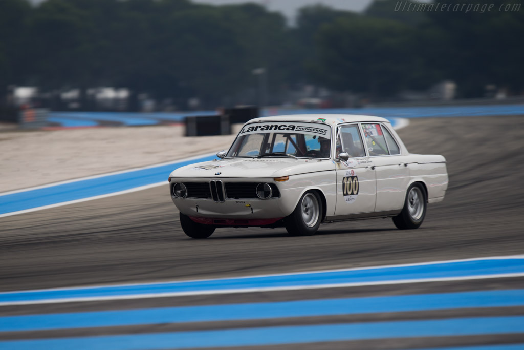 BMW 1800 TISA - Chassis: 995193 - Driver: Robert Shaw  - 2014 Dix Mille Tours