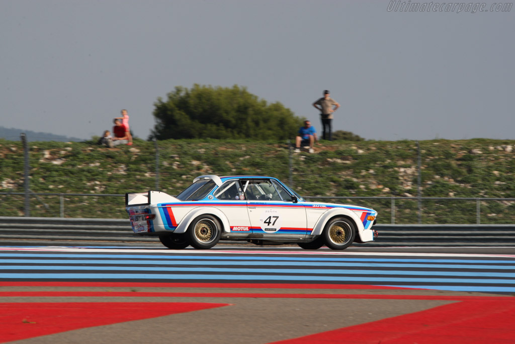 BMW 3.0 CSL - Chassis: 2275141 - Driver: Jean Claude Basso ...