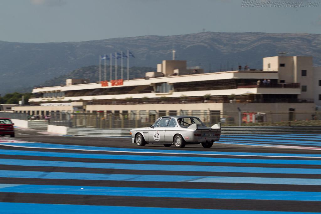 BMW 3.0 CSL - Chassis: 2204067 - Driver: Francois Leveque  - 2014 Dix Mille Tours