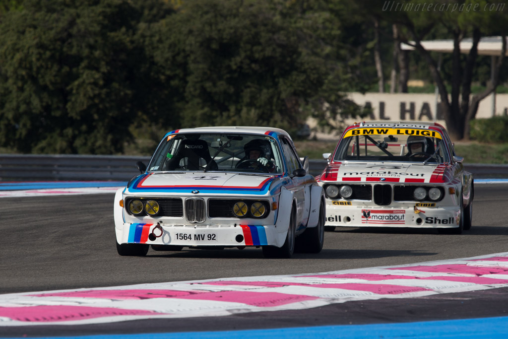 BMW 3.0 CSL - Chassis: 2275141 - Driver: Jean Claude Basso  - 2014 Dix Mille Tours