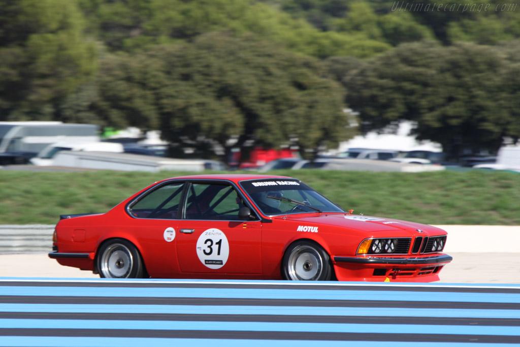 BMW 635 CSI - Chassis: E24 RA1-30 - Driver: Philipp Brunn / Siegfried Brunn  - 2014 Dix Mille Tours