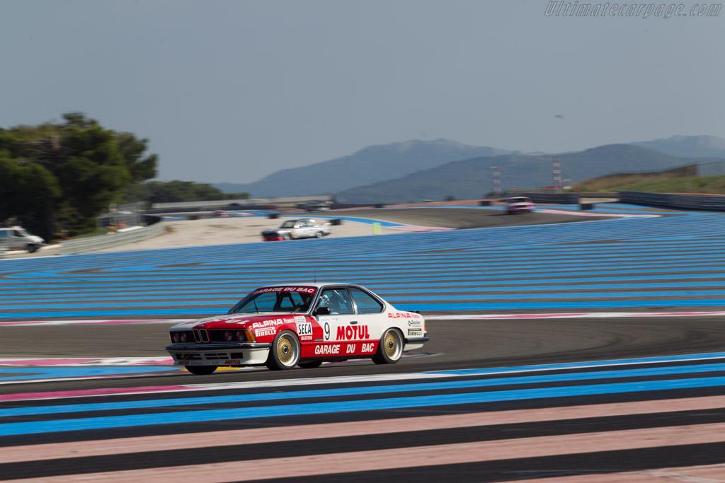 BMW 635 CSI - Chassis: E24 RA2-38 - Driver: Richard Hope  - 2014 Dix Mille Tours