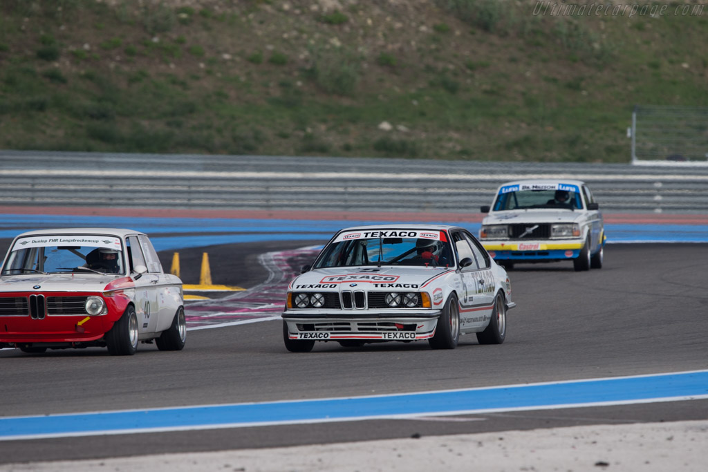 BMW 635 CSI - Chassis: E24 RA1-04 - Driver: Jean-Marc Merlin  - 2014 Dix Mille Tours