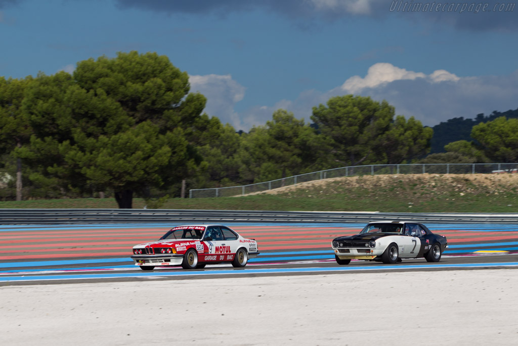 BMW 635 CSI - Chassis: E24 RA2-38 - Driver: Richard Hope  - 2014 Dix Mille Tours