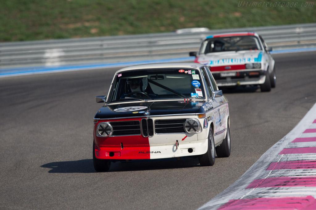 BMW Alpina A4S  - Driver: Adrian Vincent / Stuart Crudington  - 2014 Dix Mille Tours