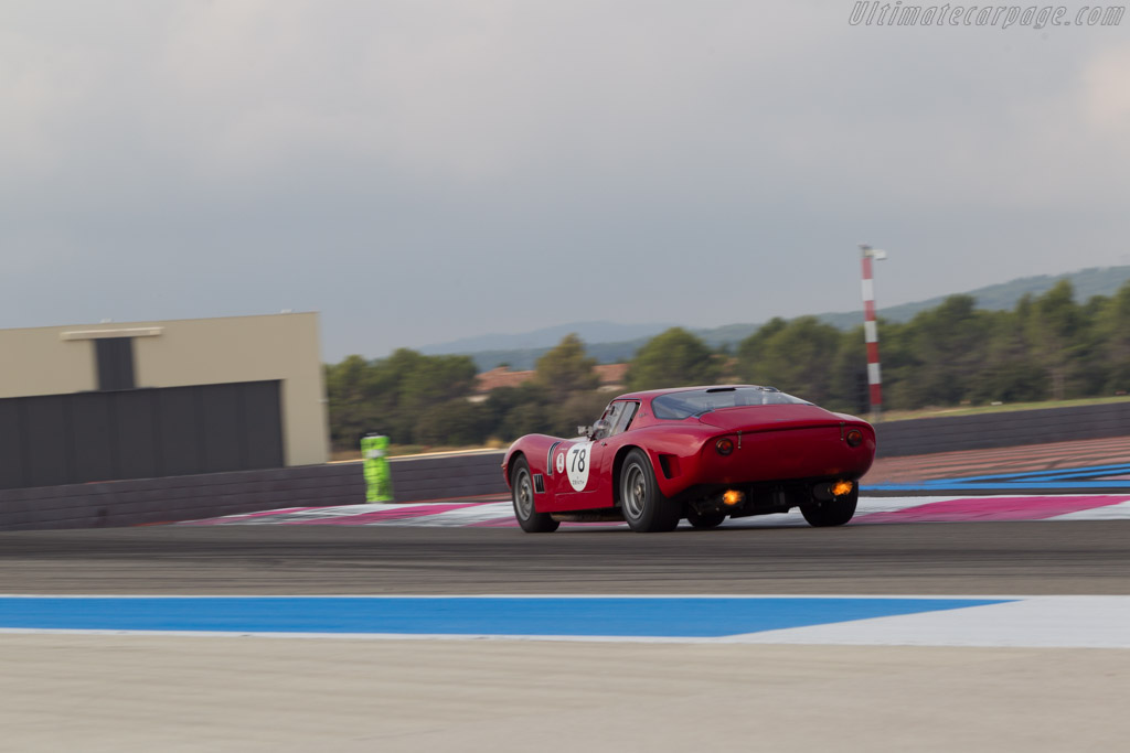 Bizzarrini 5300 GT - Chassis: IA3 0245 - Driver: Michael Erlich  - 2014 Dix Mille Tours
