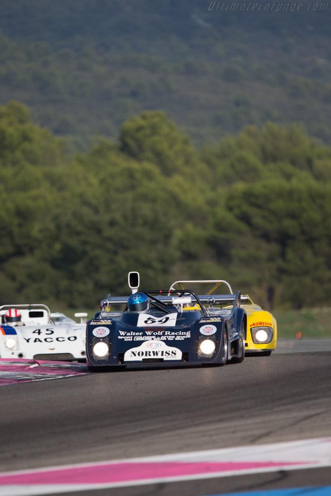 Cheetah G601 - Chassis: G601-2 - Driver: Beat Eggimann  - 2014 Dix Mille Tours