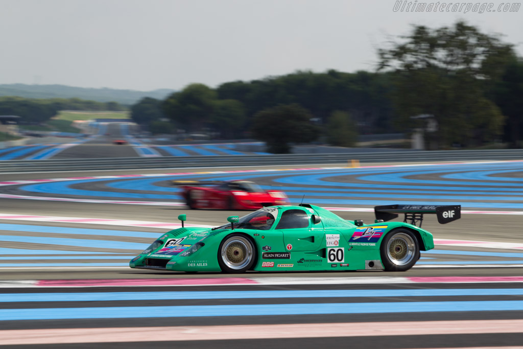 Cheetah G606 Cosworth - Chassis: 002 - Driver: Eric Rickenbacker  - 2014 Dix Mille Tours