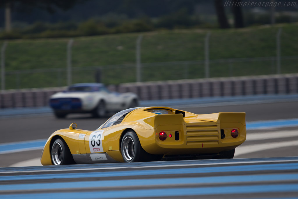 Chevron B16 - Chassis: CH-DBE-35 - Driver: Franco Meiners / Emmanuele Pirro  - 2014 Dix Mille Tours