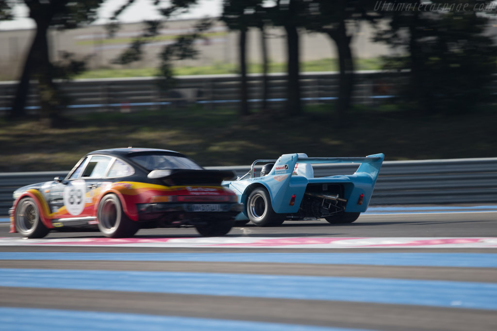 Chevron B26 Hart - Chassis: B26-74-07 - Driver: Robert Shaw  - 2014 Dix Mille Tours