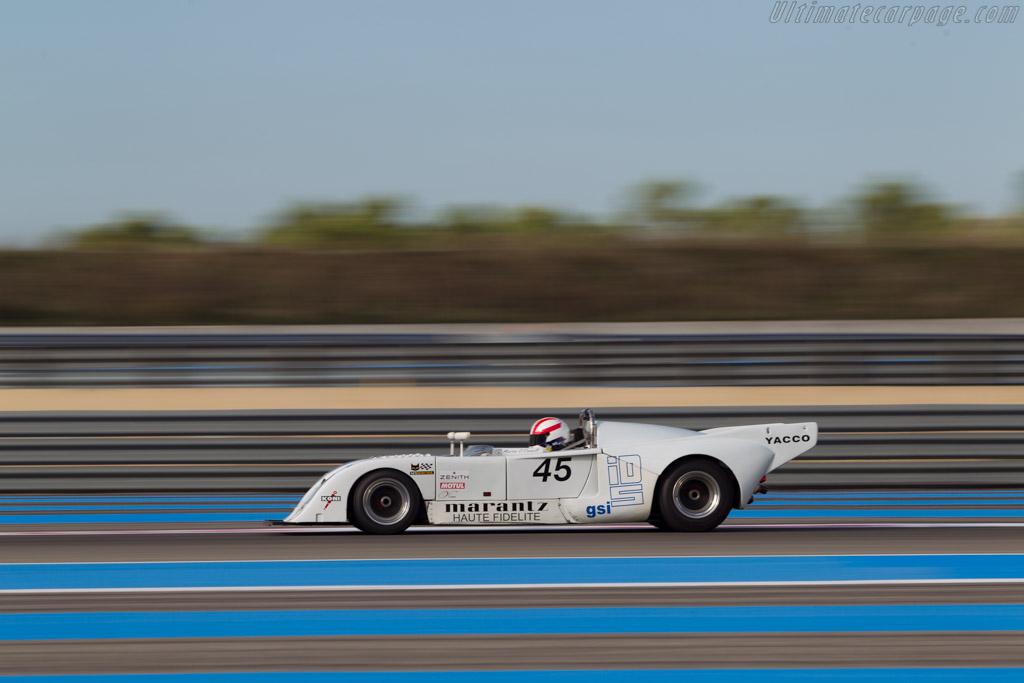 Chevron B36 BDG - Chassis: 36-76-04 - Entrant: Sandy Watson - Driver: Martin O'Connell  - 2014 Dix Mille Tours