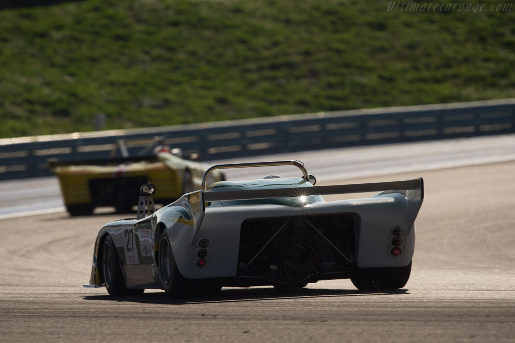 Chevron B36 BMW - Chassis: 36-76-07 - Driver: Claude le Jean / Lucien Rossiaud  - 2014 Dix Mille Tours