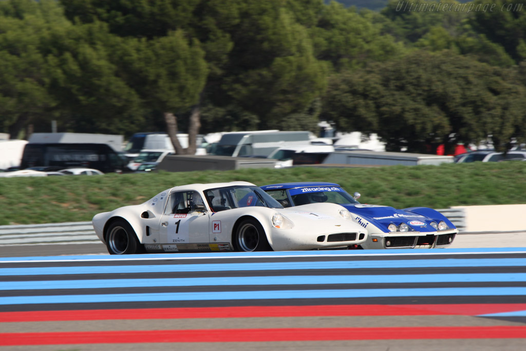 Chevron B8 - Chassis: CH-DBE-52 - Driver: Philipp Bruehwiler  - 2014 Dix Mille Tours