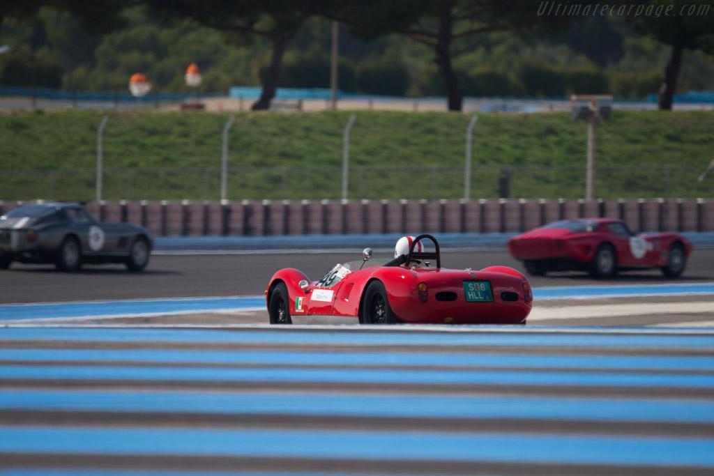 Cooper T49 Monaco Maserati - Chassis: CM-5-59 - Driver: Egon Hofer  - 2014 Dix Mille Tours