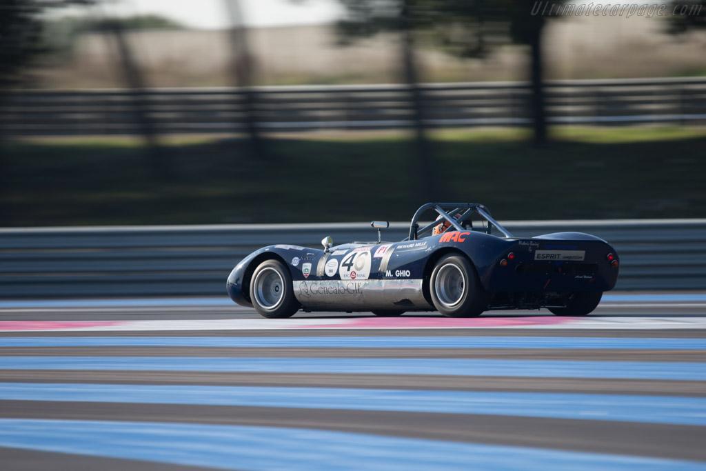 Crossle 9S Ford  - Driver: Nicolas Doquin / Laurent Fort  - 2014 Dix Mille Tours
