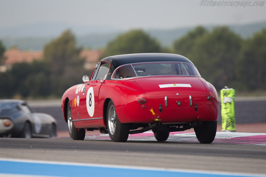 Ferrari 250 Europa GT - Chassis: 0357GT - Driver: Christian Traber  - 2014 Dix Mille Tours