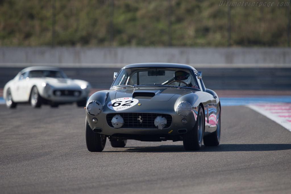 Ferrari 250 GT SWB - Chassis: 3073GT - Driver: Marcus Lindkvist  - 2014 Dix Mille Tours