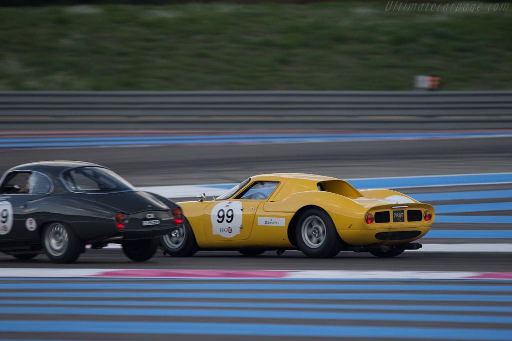 Ferrari 250 LM - Chassis: 6313 - Driver: Carlos Monteverde  - 2014 Dix Mille Tours