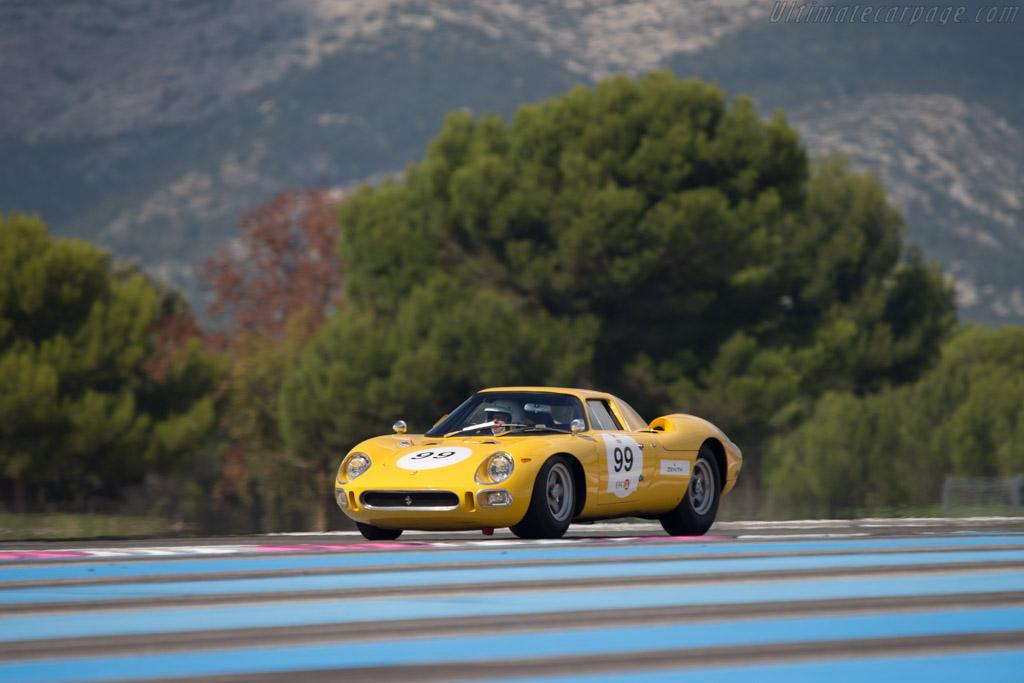 Ferrari 250 LM - Chassis: 6313 - Entrant: Carlos Monteverde - Driver: Gary Pearson  - 2014 Dix Mille Tours
