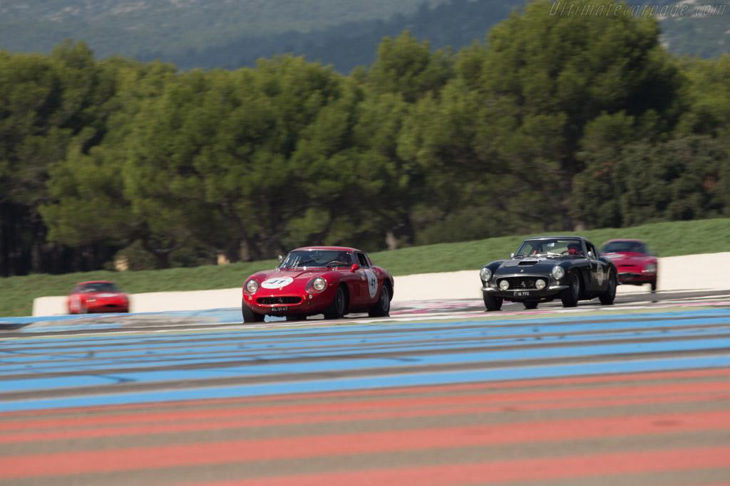 Ferrari 275 GTB/4 - Chassis: 09247 - Driver: Jan Gijzen  - 2014 Dix Mille Tours
