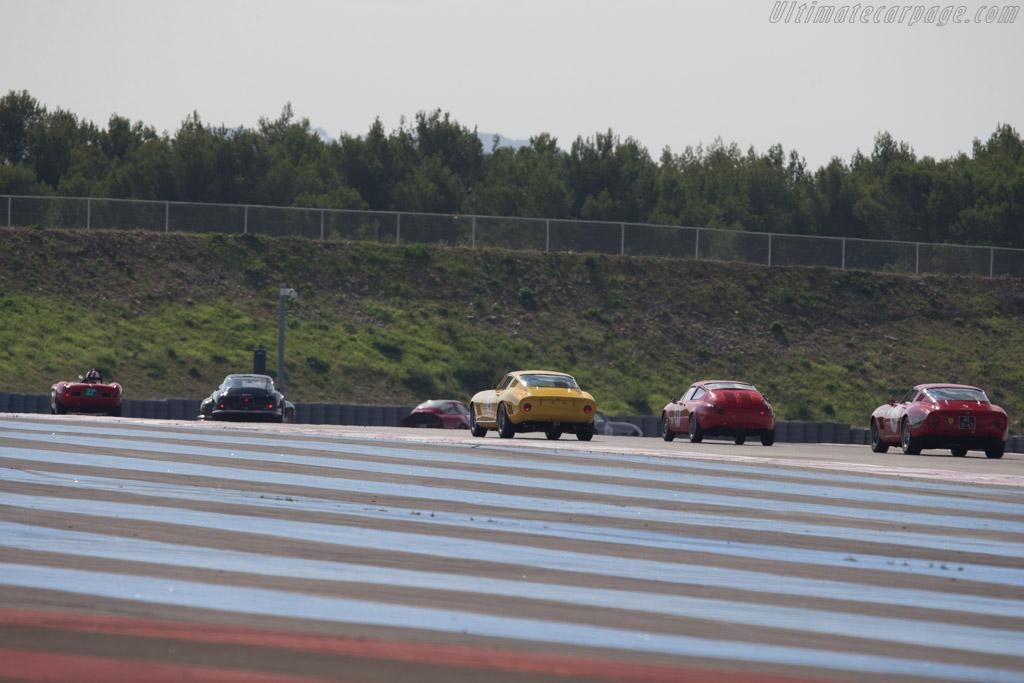Ferrari 275 GTB - Chassis: 06663 - Driver: Laurent Levaux - 2014 Dix Mille Tours