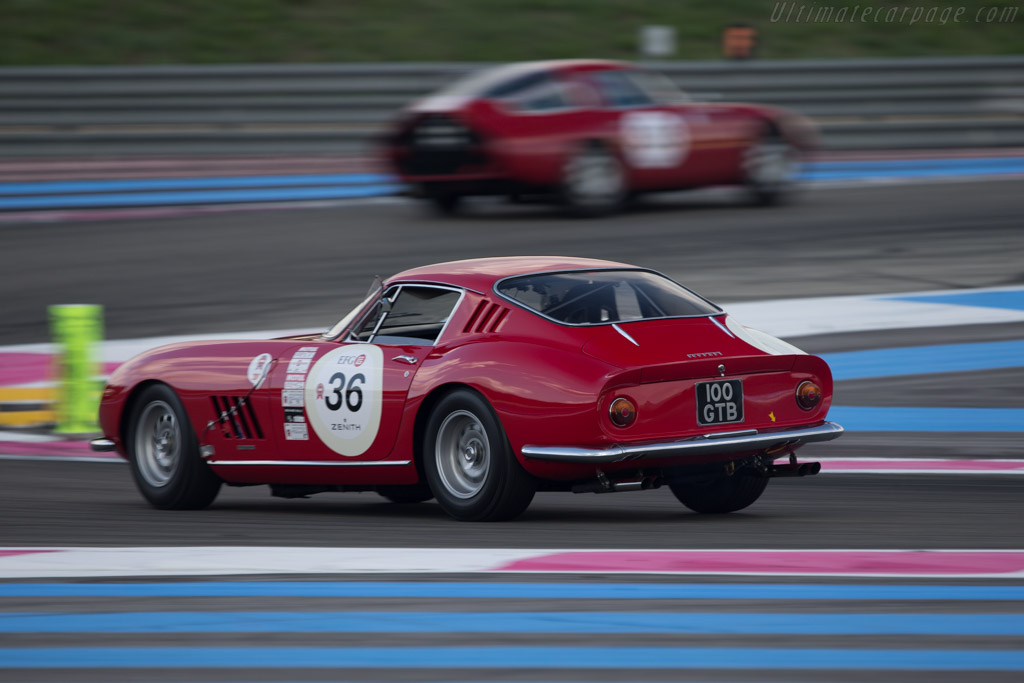 Ferrari 275 GTB/C - Chassis: 09041 - Driver: Ivor Dunbar / Mike Humphreys  - 2014 Dix Mille Tours